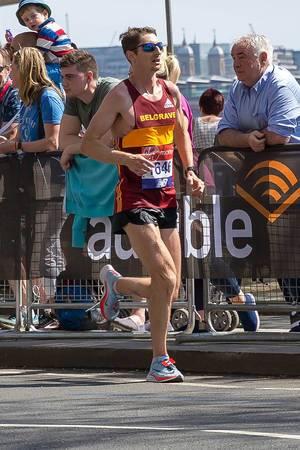 Matthew Cox - London Marathon 2018