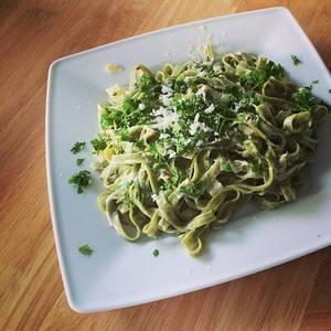 Mein erstes Kocherlebnis dank @hellofreshde #instafood #pasta