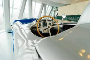 Mercedes Silver Arrow W196