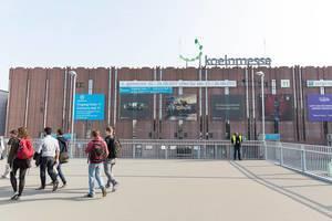 Messegelände Koelnmesse - Gamescom 2017, Köln