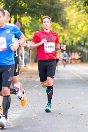 Metzger Rene - Köln Marathon 2017