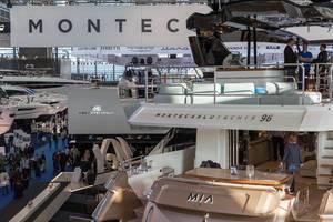 MIA, eine Luxus-Yacht von Monte Carlo Yachts - Boot Düsseldorf 2018