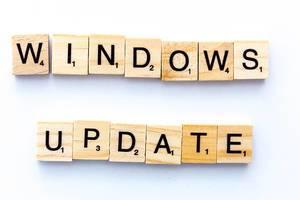 Microsoft Windows mit dem neuesten Update aktualisieren