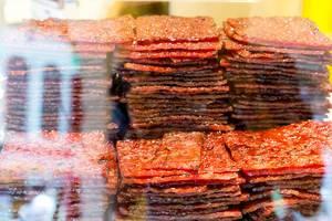 Minced Pork in Chinatown
