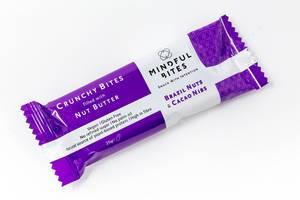 Mindful Bites - Knusprige Waffel mit Paranuss-Nussbutter Füllung