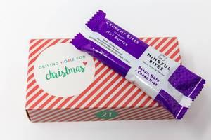 Mindful Bites - Knusprige Waffeln mit Nussbutter-Füllung aus dem Active Foodist Adventkalender