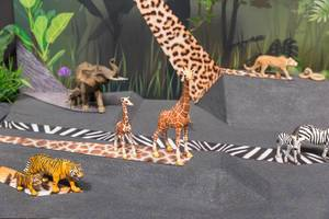 Miniatur-Zoo