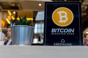 Mit Kryptowährung im Geschäft bezahlen
