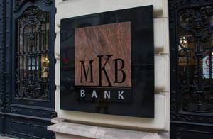 MKB Bank in Budapest