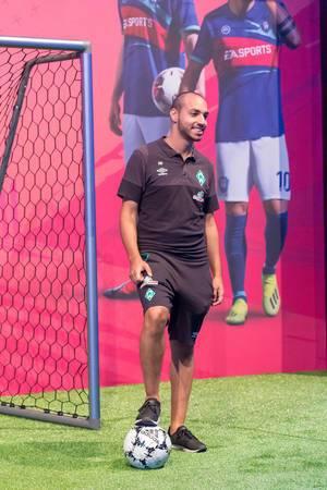Mo Aubameyang vom Werder Bremen eSport Team