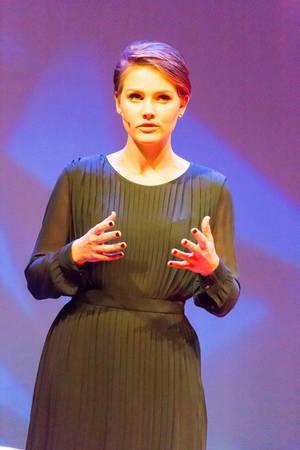 Moderator Martine van der Meijden – TEDxVenlo 2017