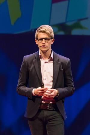 Moderator - TEDxVenlo 2017