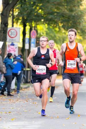 Monien Stephan, Sievers Jan - Köln Marathon 2017