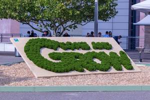 Motto Come and Grow der Gartenmesse Spaga + Gafa aus echtem Gewächs