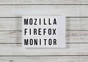 Mozilla: Firefox Monitor warnt vor Logindaten-Hack beim Webseitenbesuch