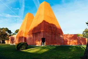 Museum Casa das Historias von Künstlerin Paula Rego in Cascais bei Lissabon, Portugal