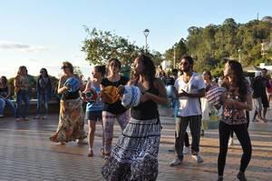 Musik und Tanz in Belo Horizonte