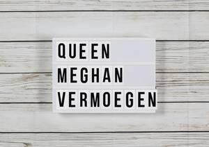 Muss die Queen wegen Herzogin Meghan ihr Vermögen offen legen?