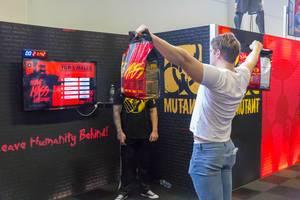 Mutant Mass Challenge - FIBO Köln 2018
