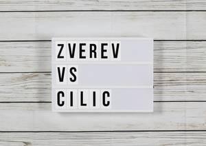 Nach schwachem Start bei den World Tour Finals: Zverev hadert, wird ruhig und besiegt Cilic