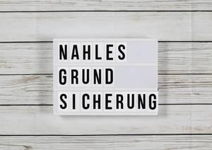 """Nahles fordert Reformen: """"Grundsicherung"""" statt Hartz IV"""