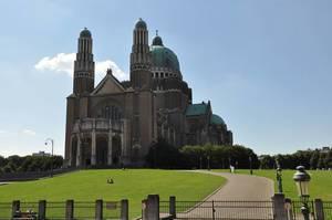 Nationalbasilika des Heiligen Herzens in Brüssel