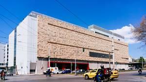 Nationales Museum für Zeitgenössische Kunst in Athen, Griechenland