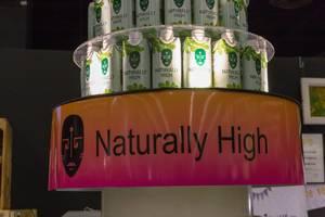 Naturally High Moringa Bio Drink