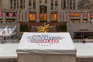 NBC Democracy Plaza