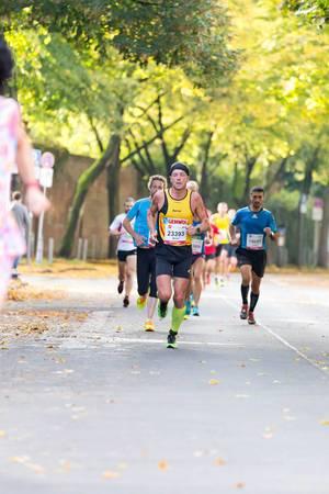 Nedderhoff Bernd, Öz Erkan - Köln Marathon 2017