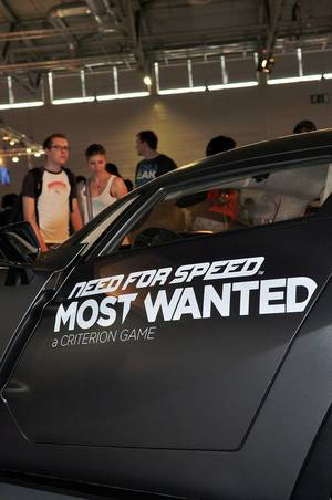 Need For Speed: Monst Wanted