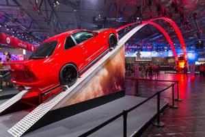 Need for Speed Payback: Rampe für Sportwagen