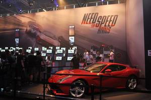 Need for Speed Rivals @ Gamescom