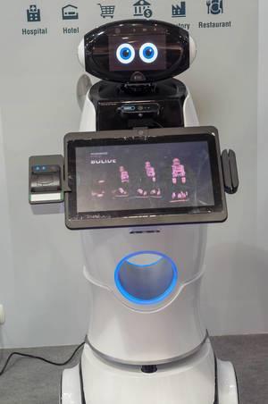 NERA Roboter von New Era AI Robotic