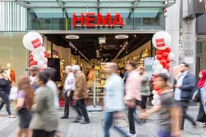 Neues Geschäft HEMA in der Schildergasse Köln