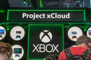 New streaming technology Project xCloud - Microsoft streams video games with Xbox-Blades