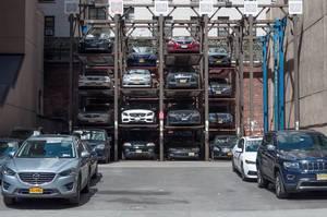 New York Parking Garage