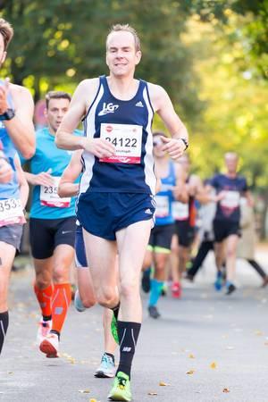Niemann Christoph - Köln Marathon 2017