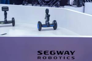 Ninebots von Segway Robotics