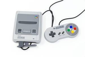 Nintendo Classic Mini - Reboot