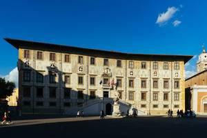 Normale University in Pisa