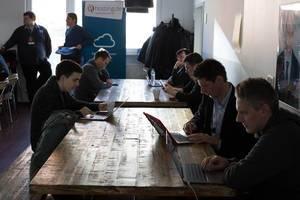 Notebook-Session beim WordCamp 2017