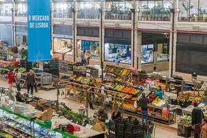 O Mercado De Lisboa