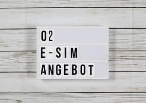 O2: eSIM-Angebot startet diesen Monat
