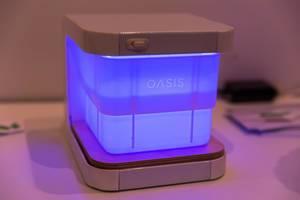 Oasis mini hydroponics system