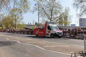 Official vehicle - London Marathon 2018
