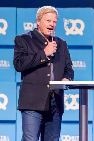 Oliver Kahn spricht über sein Projekt Goalplay