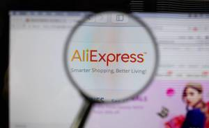 Online shopping at AliExpress