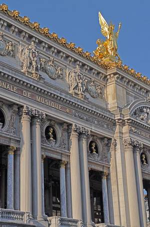 Opéra Ganier in Paris