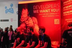 Overwolf SDK @ Gamescom